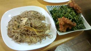 ブータン風蕎麦