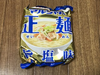 まるちゃん正麺